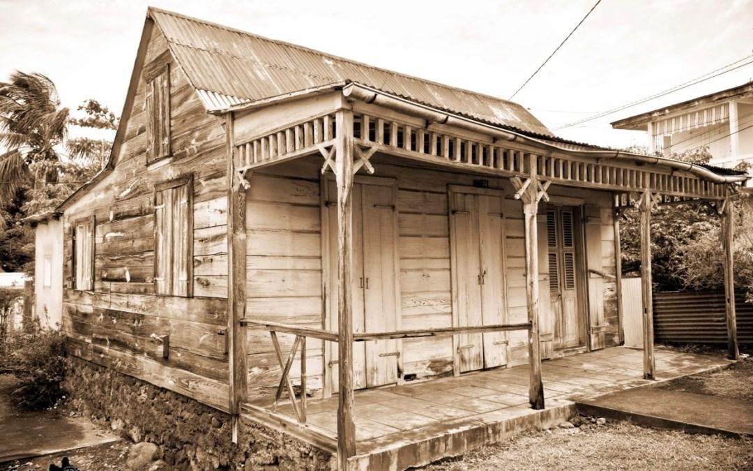 Architecture – Techniques de constructions aux Antilles