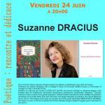 Suzanne Dracius - Nantes