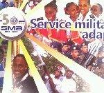 Cinquantenaire du Service Militaire Adapté