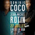 Dominik Coco & Jean-Michel Rotin