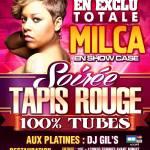 Milca - Soiree Tapis Rouge - Palais91
