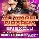 Ali Angel & Dasha - Palais 91