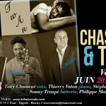 Baiser Salé - Tony Chasseur & Twan