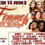 Femmes Fatales - Casino de Paris