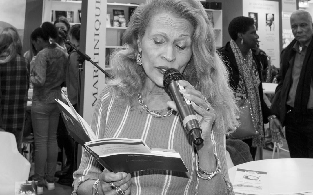 Littérature – Lecture musicale avec Suzanne Dracius