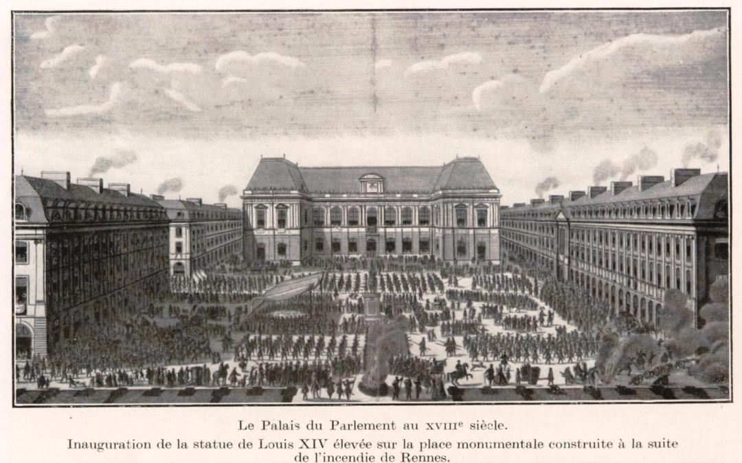 L'esclave du Ponant – Le parlement de Rennes