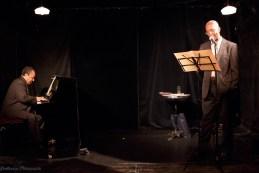 Connivences Antillaises - Daniel Maximin & Alain Jean-Marie - Theatre de la vieille grillle - Paris