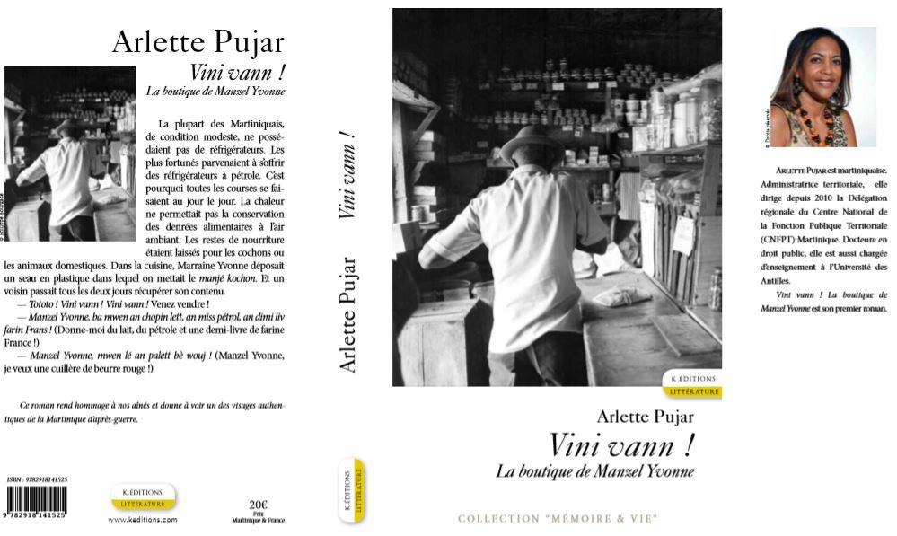 Arlette Pujar – Foire de Paris 2016