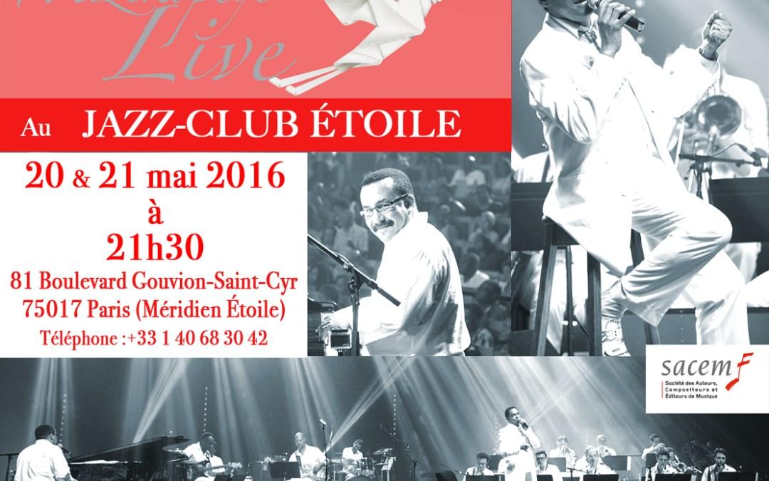 Mizikopéyi au Jazz-Club Étoile
