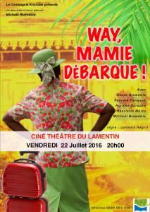 Way Mamie débarque