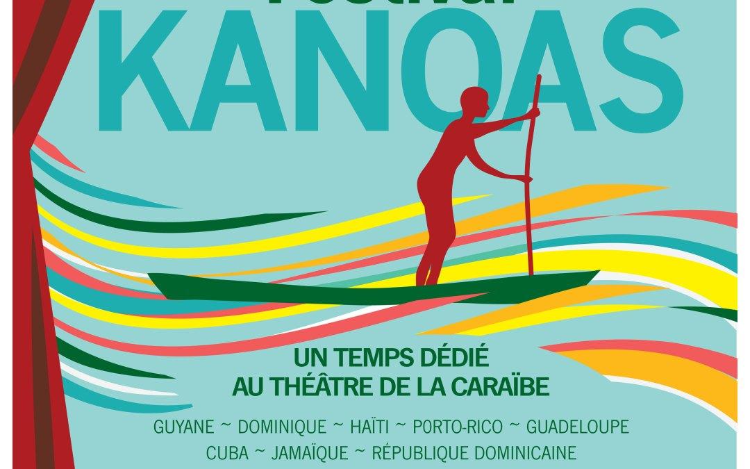Festival KANOAS – le théâtre de la Caraïbe en Île de France