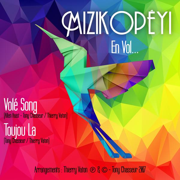 MIZIKOPEYI En Vol… le single enfin disponible