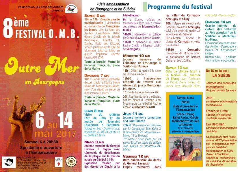 8ème Festival O.M.B