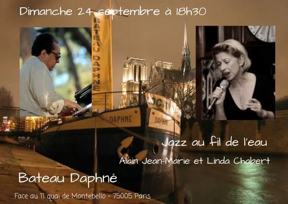 Concert – Alain Jean-Marie et Linda Chabert