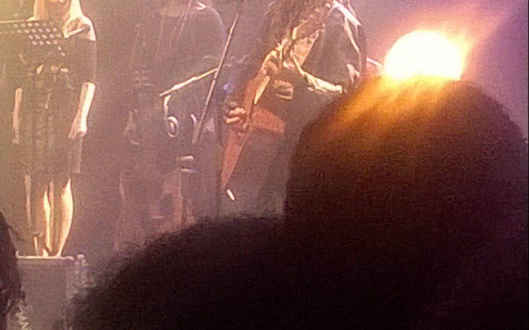 Concert – Lycinaïs Jean à l'Elysée Montmartre