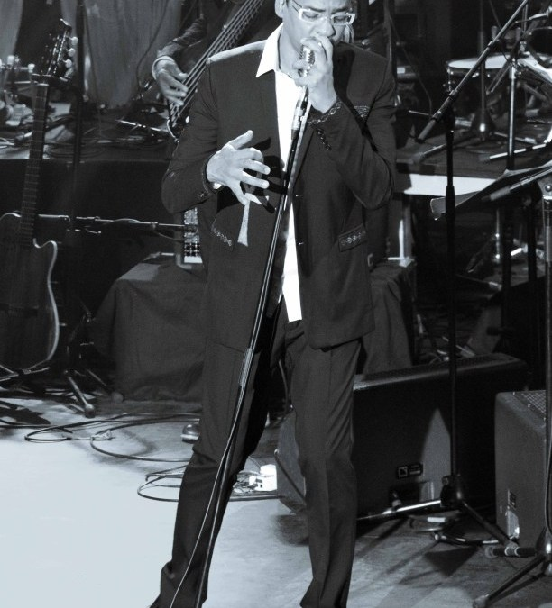 Concert – Tony Chasseur à Savigny-Le-Temple