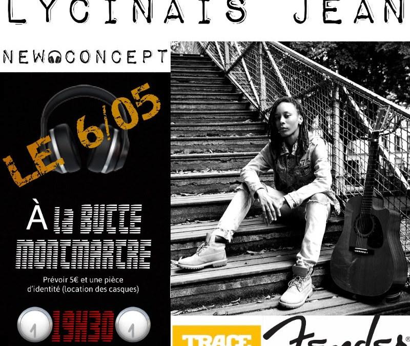 Récital – Lycinais Jean – Montmartre