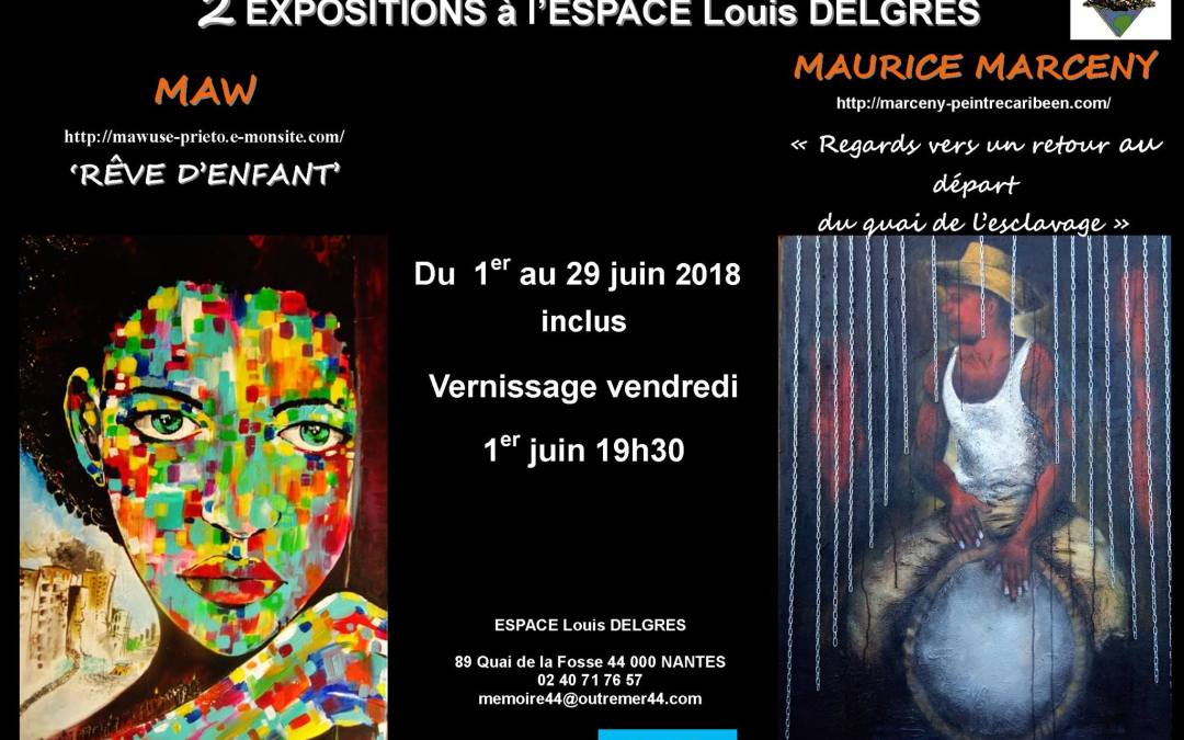Exposition – Maw & Maurice Marceny
