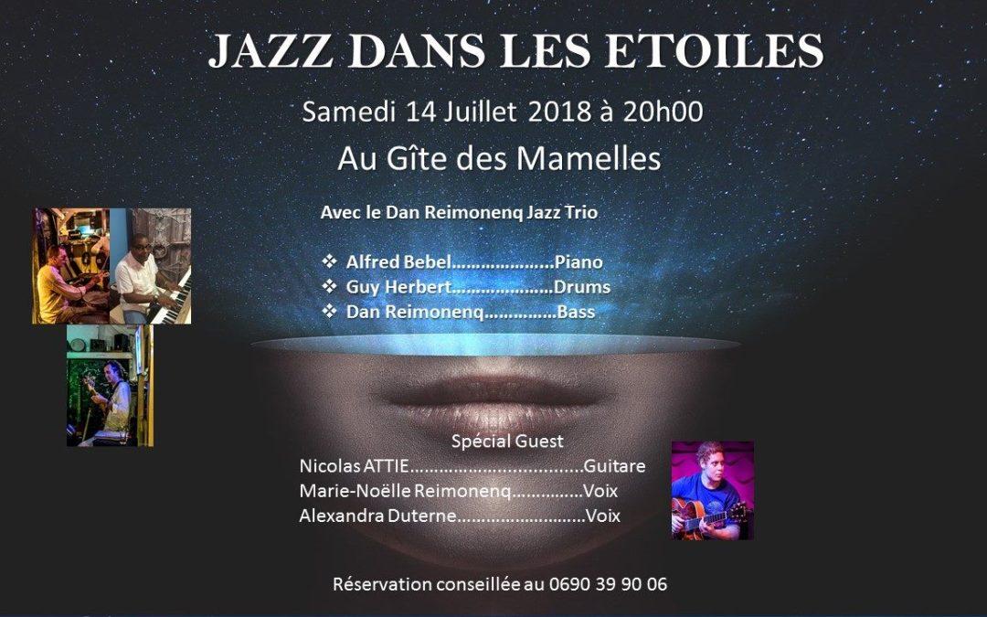 Concert – Jazz dans les étoiles