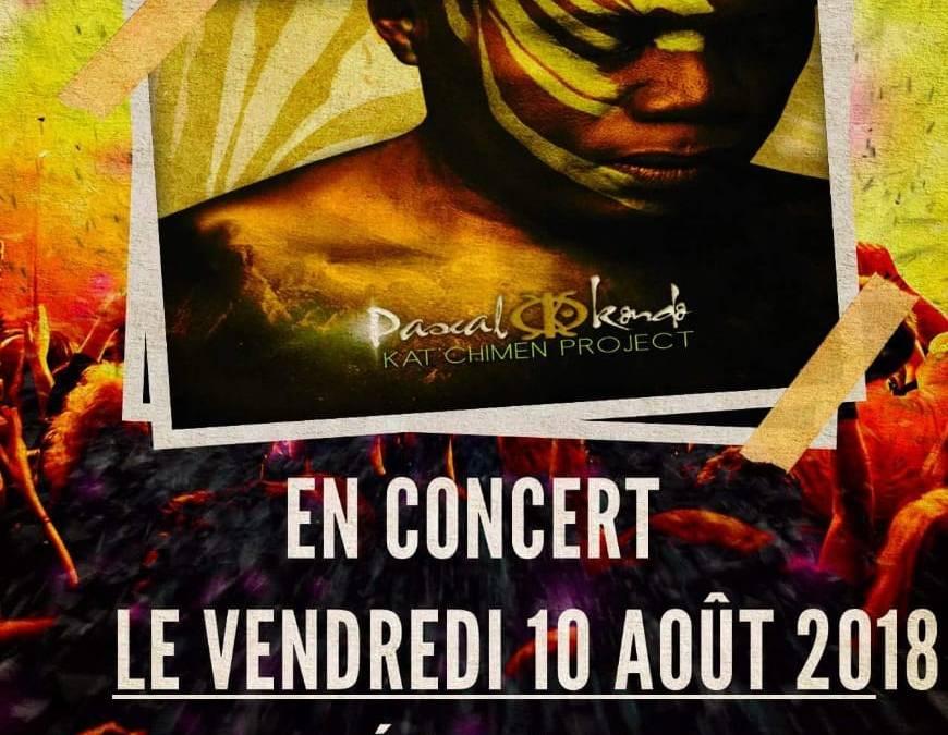 Concert – Pascal Kondo à Petit-Canal