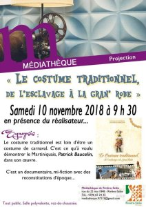 Le Costume traditionnel,  de l'esclavage à la gran' robe