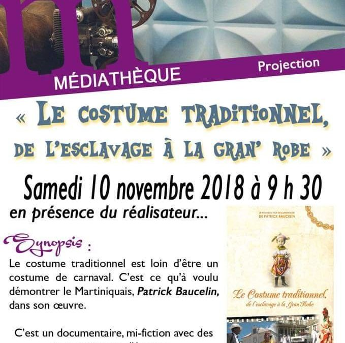 Documentaire – Le costume traditionnel, de l'esclavage à la gran' robe