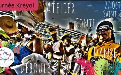 Journée Kréyol : Déboulé & Conte