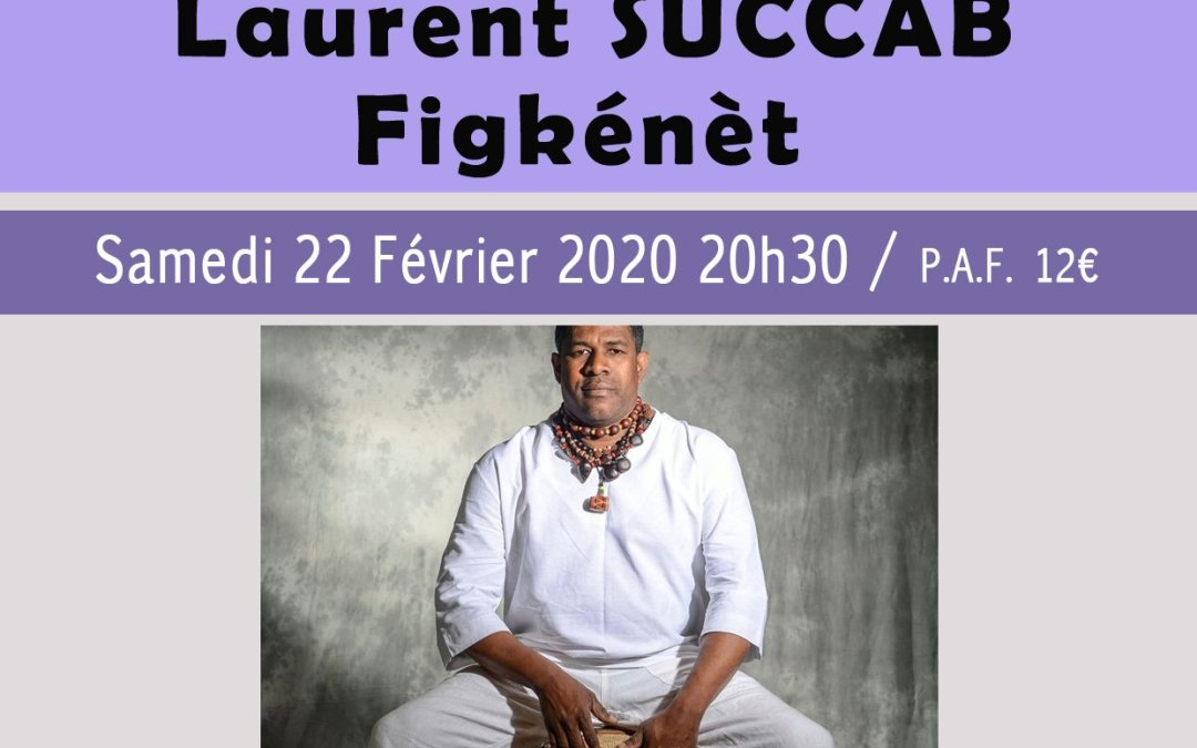 Concert – Laurent Succab