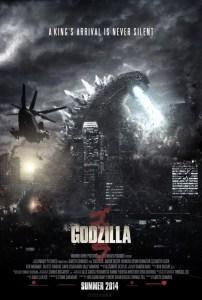 Godzilla er tilbage.