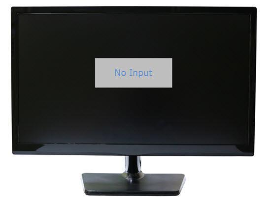 comment reparer l ecran noir d un pc
