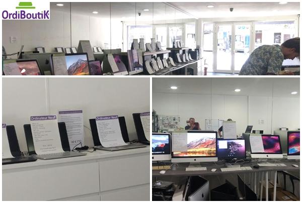 Magasin informatique de vente d'ordinateur neuf a Marseille