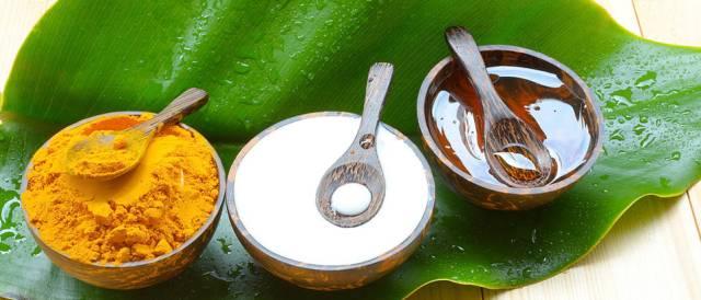 Rezultat slika za kurkuma i kokosovo ulje