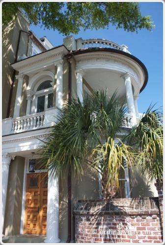 Charleston round house