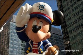 Sailor Mickey
