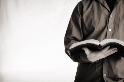 Guys and Bibles