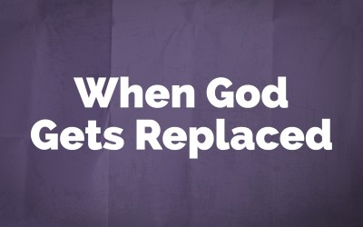 When God Gets Replaced