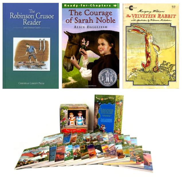 Ordinary Happily Ever After - Literature Based Education - Beginning Readers #homeschool #literature #reading #childrensbooks