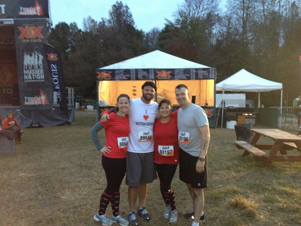 My 1st Tough Mudder Experience And Tips For Newbies (1/3)