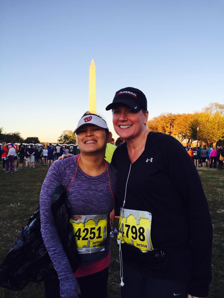 Marine Corp Marathon 10K 2014 (2/2)
