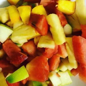 Craving  satisfied I love summer fruits!