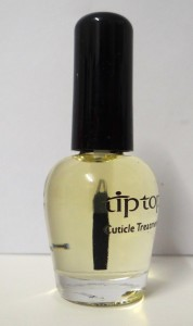 Tip Top Cuticle Treatment bottle