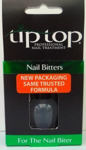 Tip Top Nail Bitters packaging