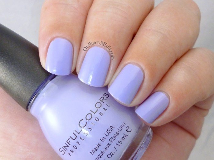 Sinful Colors - Baby blues 2