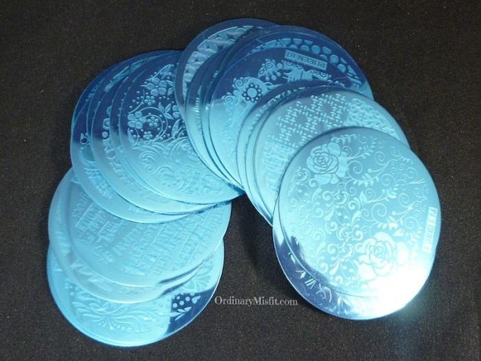 Pueen Buffet plates