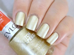 Revlon - Gold rush