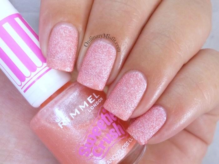 Rimmel sweetie crush - Candyfloss cutie