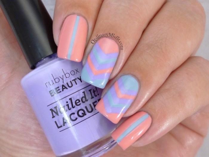 RubyBox summer nail art 2