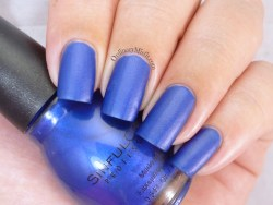 Sinful Colors - Matte about blue
