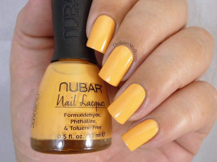 Nubar - Orange cream 2