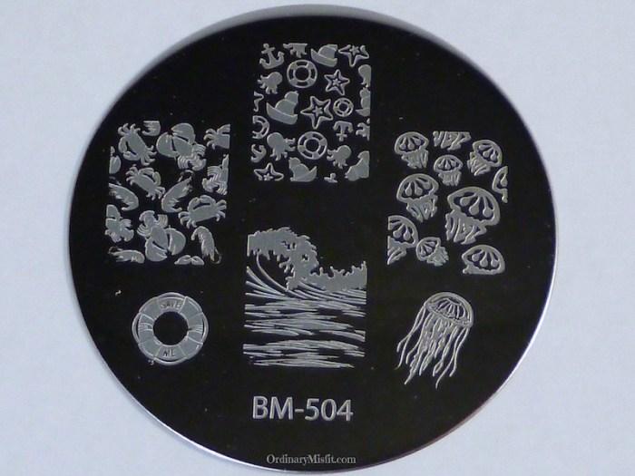 Bundle Monster Sunkissed BM504